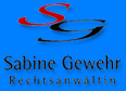 Logo Rechtsanwaltskanzlei Gewehr aus Duisburg