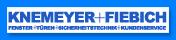 Logo Knemeyer + Fiebich: Fenster, Türen, Sicherheitstechnik