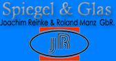 Logo Joachim Reinke und Roland Manz GbR Spiegel und Glas