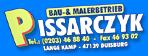 Logo Pissarczyk Bau- Malerbetrieb Duisburg