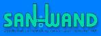 Logo Sanwand Gesellschaft zur Herstellung von sanitären Elementen